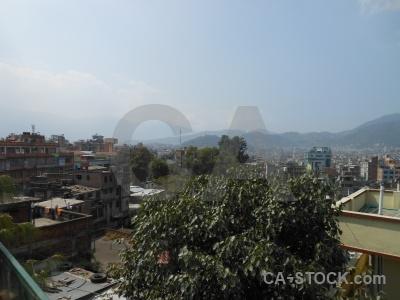 Sky nepal south asia kathmandu thamel.
