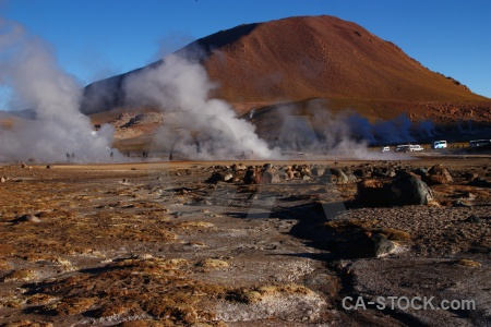 Sky rock el tatio atacama desert mountain.