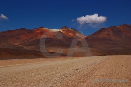 Sky salvador dali desert south america bolivia andes.