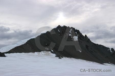 Sky snow antarctica cruise antarctic peninsula snowcap.