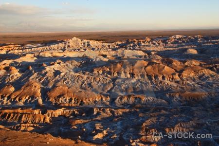 Sky south america mountain cordillera de la sal landscape.