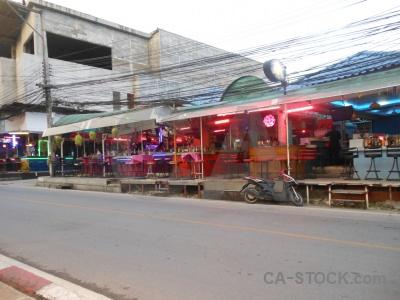 Sky southeast asia kata road bar.
