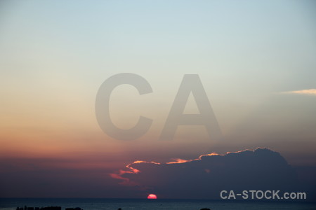 Sky spain sunset cloud sunrise.