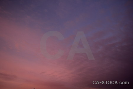 Sky sunset europe spain cloud.