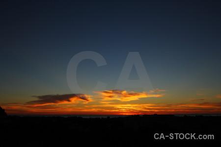 Sky sunset spain sunrise cloud.