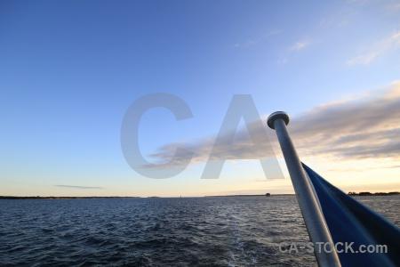 Sky sweden europe cloud karlskrona.