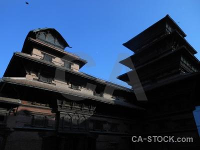Sky temple hanuman dhoka kathmandu south asia.