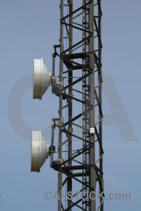 Sky tower aerial spain metal.