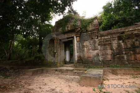 Sky tree asia buddhist stone.