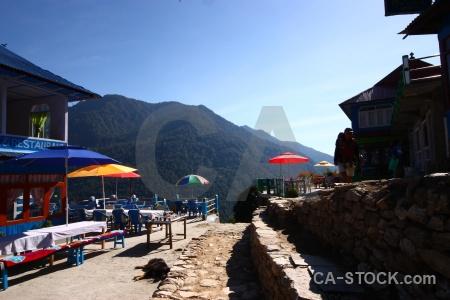 Sky trek himalayan mountain table.