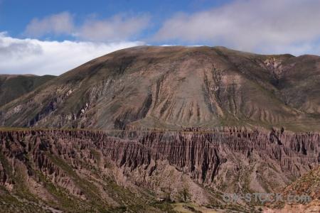 Sky valley south america rock altitude.