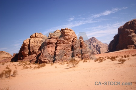 Sky western asia bedouin middle east rock.