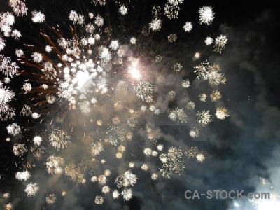 Smoke javea firework europe sky.