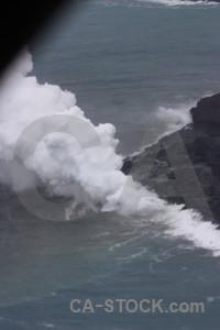 Smoke volcanic.