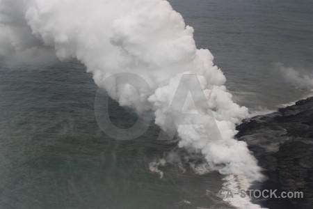 Smoke volcanic gray.