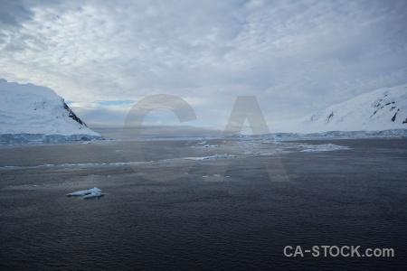 Snow antarctica cruise snowcap day 6 mountain.