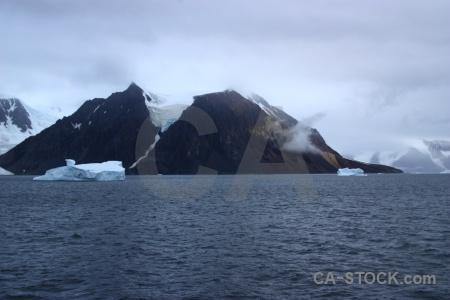 Snow marguerite bay antarctica cruise square day 6.