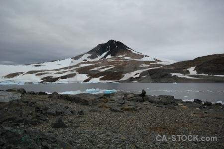 Snowcap antarctic peninsula antarctica cloud mountain.
