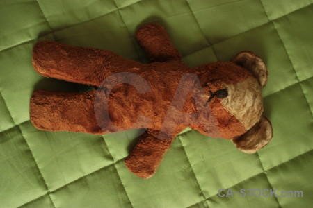 Soft toy object teddy bear.