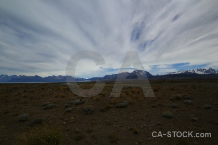 South america andes argentina patagonia sky.