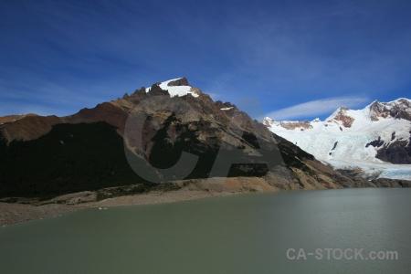 South america andes senda a laguna torre patagonia ice.