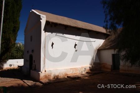South america argentina church quebrada de humahuaca tree.