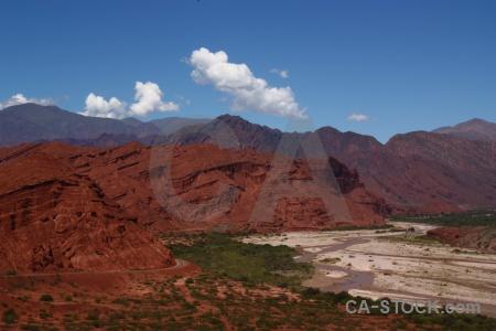 South america argentina sky rio reconquista landscape.