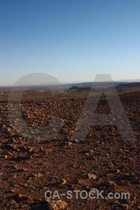 South america atacama desert landscape mountain sky.