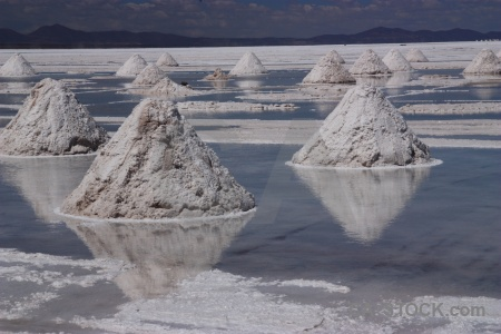 South america bolivia salar de uyuni altitude salt.