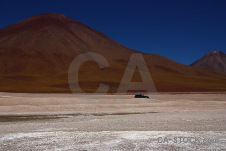 South america car mountain vehicle 4x4.