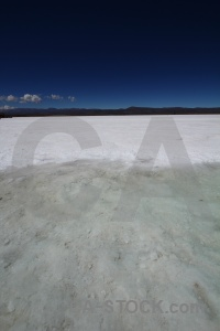 South america cloud salt flat sky mountain.