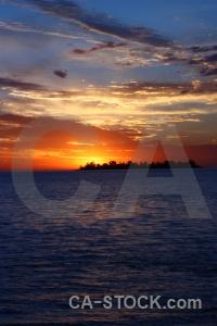 South america cloud sunrise sunset sky.