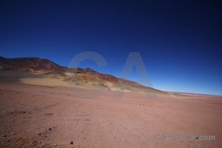 South america desert andes landscape altitude.