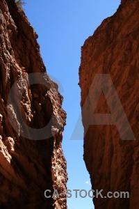 South america el anfiteatro rock argentina quebrada de las conchas.