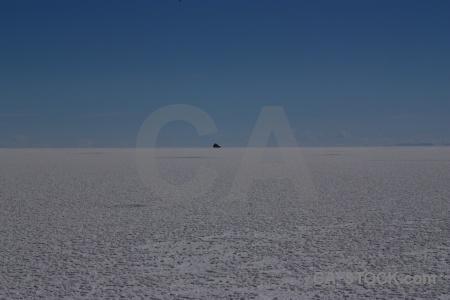 South america landscape andes bolivia salt flat.