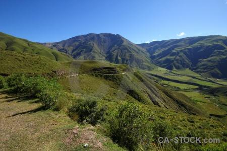 South america landscape calchaqui valley argentina cuesta del obispo.