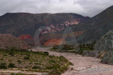 South america landscape salta tour argentina mountain.