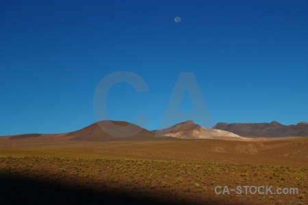 South america landscape sky grass andes.