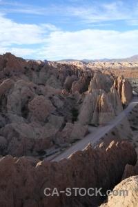 South america las flechas gorge calchaqui valley rock quebrada de.