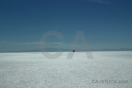 South america salt flat altitude bolivia.