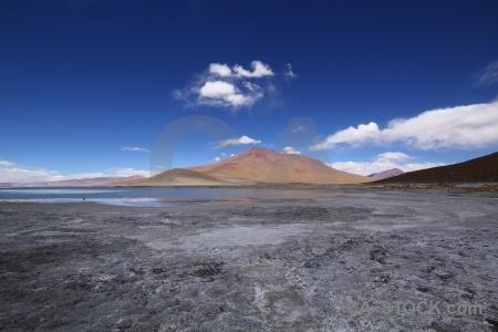 South america sky bolivia altitude laguna chalviri.