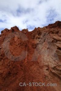 South america sky cerro de los siete colores cloud argentina.