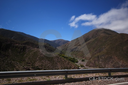 South america sky cloud valley salta tour.