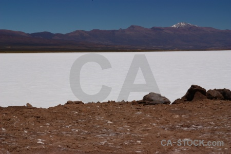 South america sky salta tour salt flat landscape.