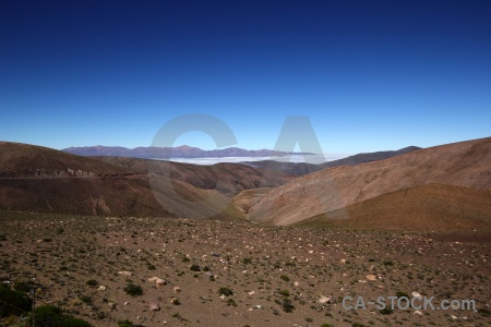 South america valley andes altitude sky.