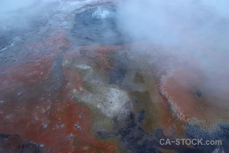 South america water andes geyser atacama desert.