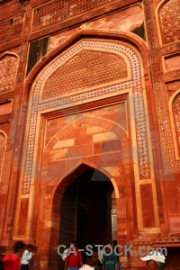 South asia agra palace india jahangir.