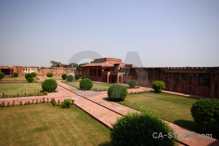 South asia fatehpur sikri india archway fort.