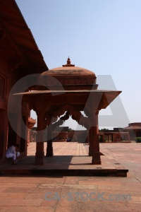 South asia india fatehpur sikri mughal akbar.
