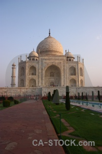 South asia india mughal agra tomb.